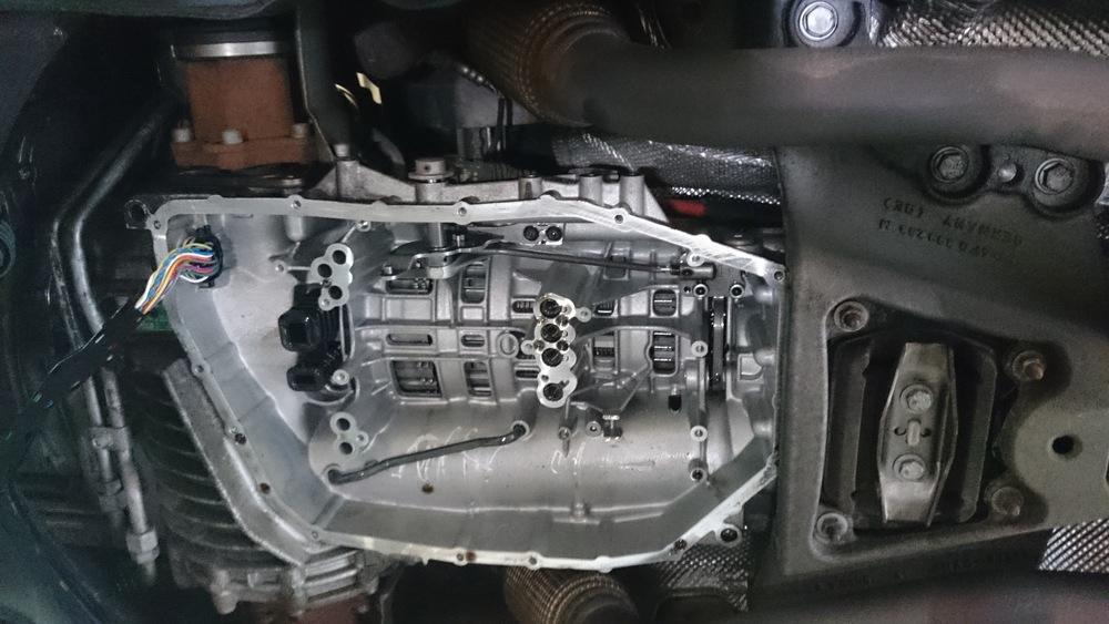 automatische versnellingsbak zonder megatronica