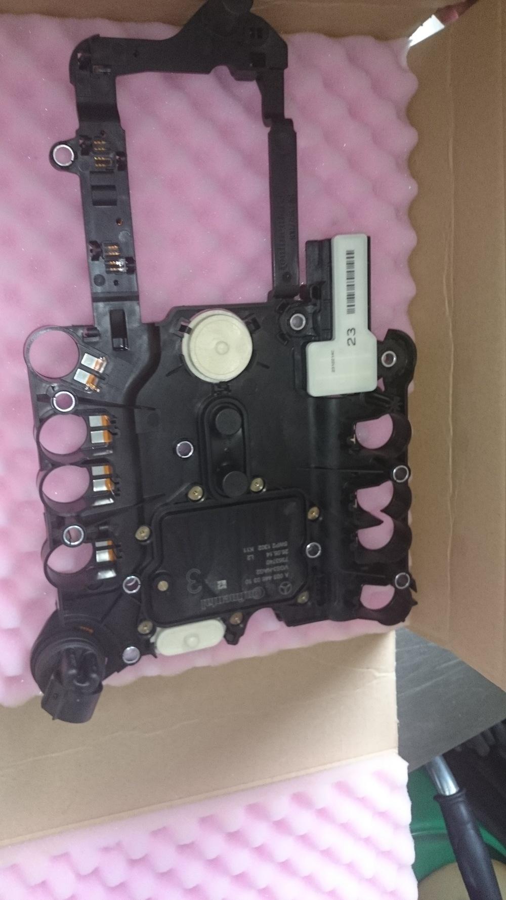 Nieuwe electronica in de doos