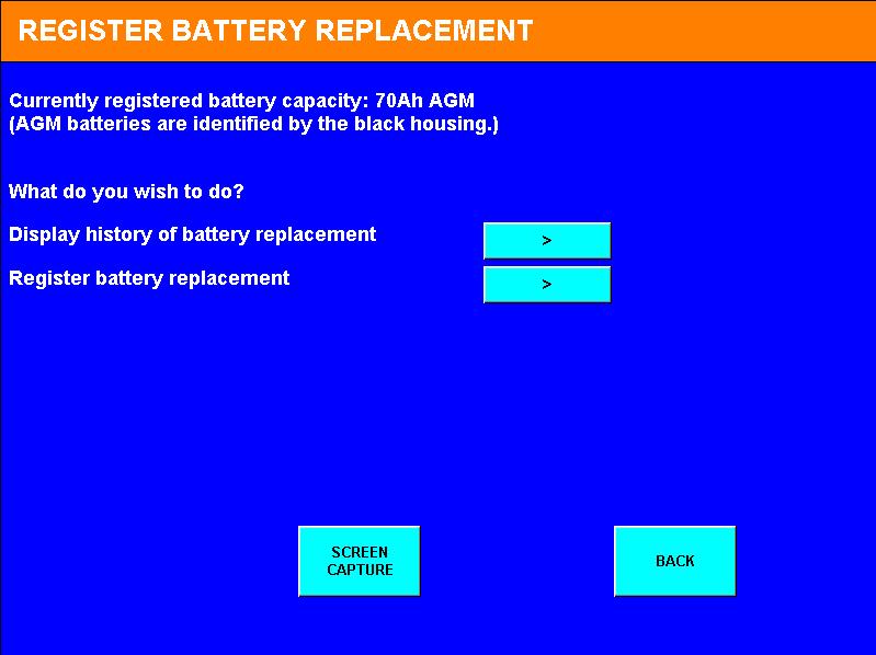 In de Cooper S was een AGM batterij met een capaciteit van 70 Ah geregistreerd