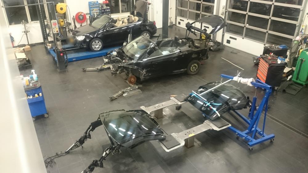 """""""Transformers"""" in onze werkplaats"""