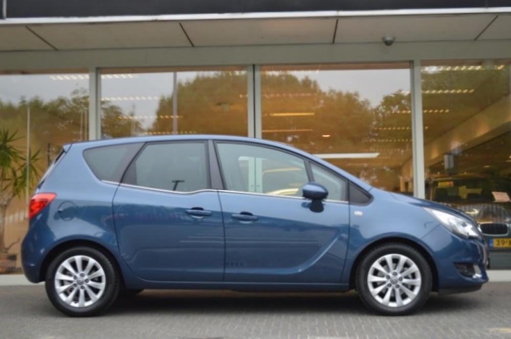 2015-03 Opel Meriva 1.4 Turbo Cosmo