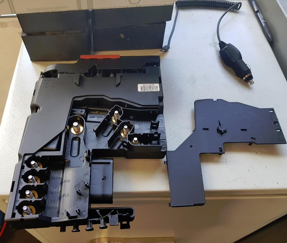 Nieuwe relais module