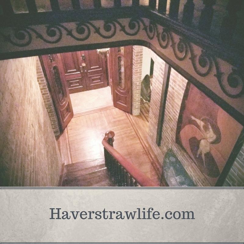 Casa Hudson NY's Restored Hallway