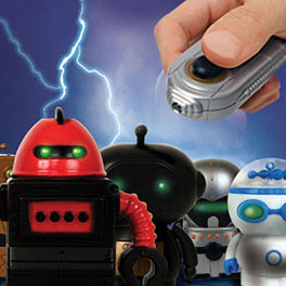 Zibits Mini RC Robots