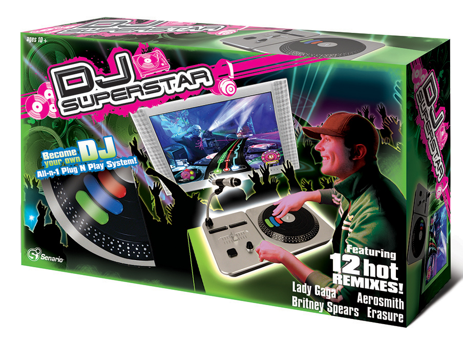 DJ Superstar