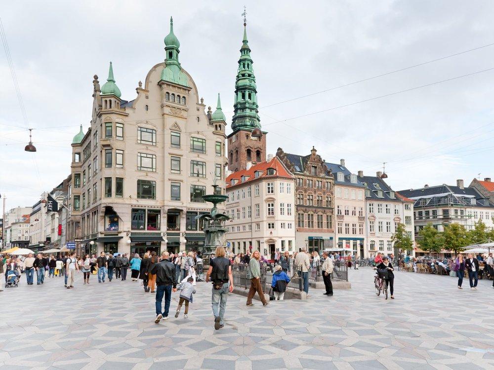 Amagertorv, Copenhagen