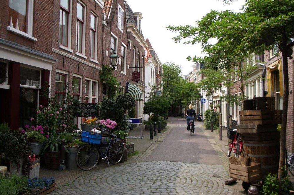 Dutch Woonerf