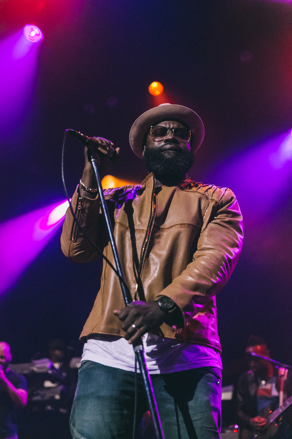 Black Thought  - BET Experience