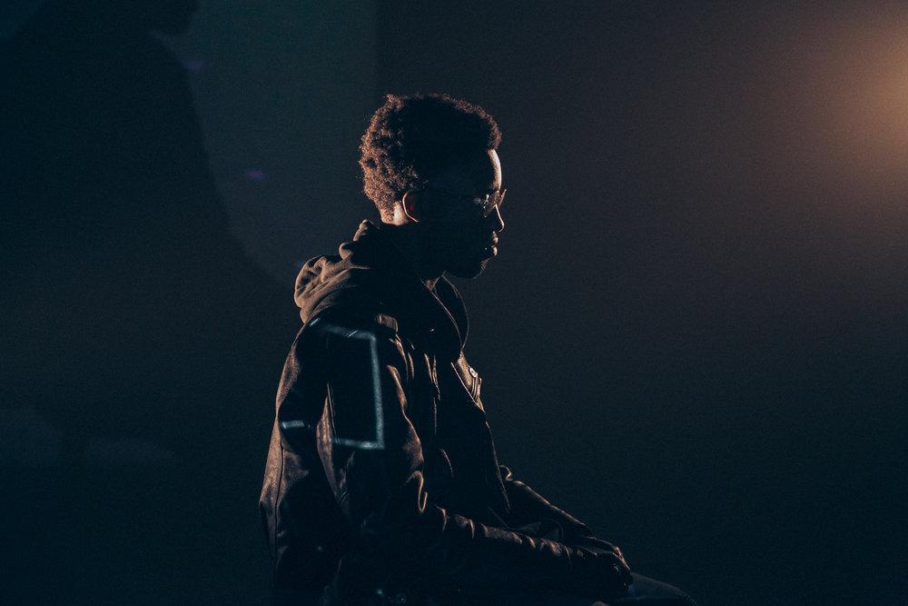 Blaison Maven  - 'Strangers' BTS