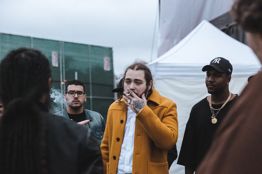 Post Malone  - Meadows NYC