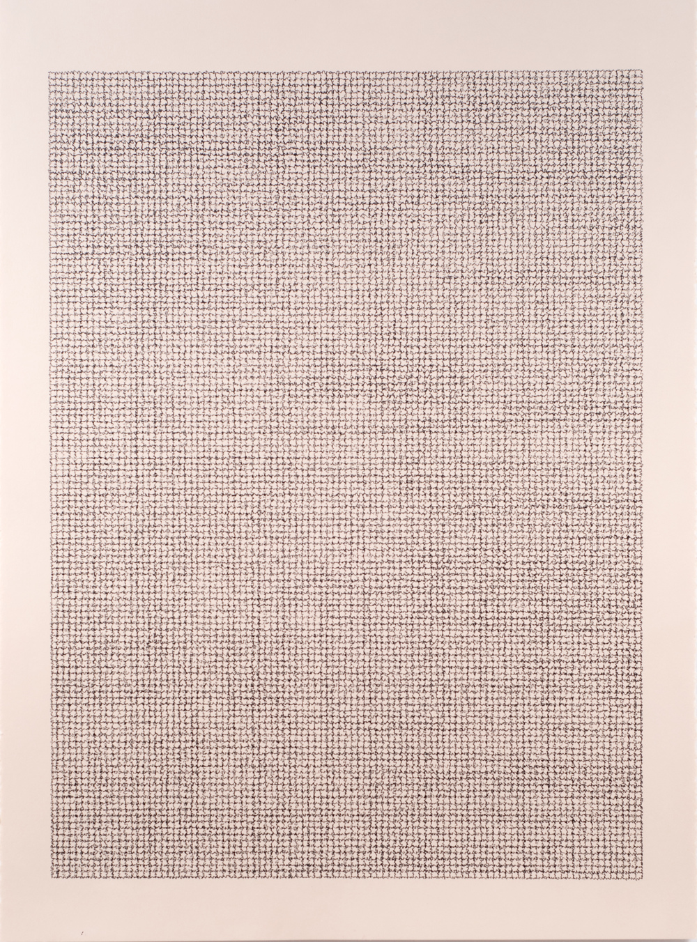 Untitled , 2013 / Ink on paper / 76cm x 56cm