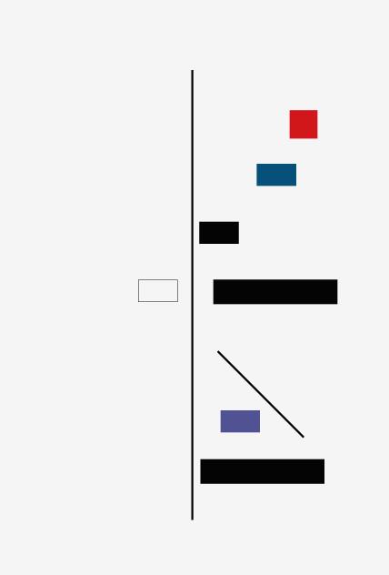 Las cosas sin equilibrio caen como piedras VII , 2015 / crayón sobre papel / 56cm x 38cm