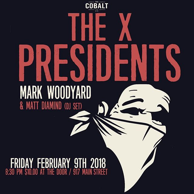 Come hang with us @thecobalt_van Friday Feb 9th! @markwoodyard & @mattdiamind kickin' things off! . . . #xprez #txp #cobaltvancouver #mainstreetvancouver #livemusicvancouver #livehiphop #livemashup #handsup #otowstaybizzy