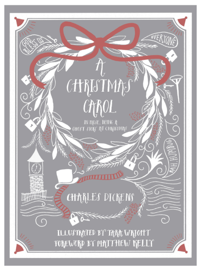 A Christmas Carol - front cover