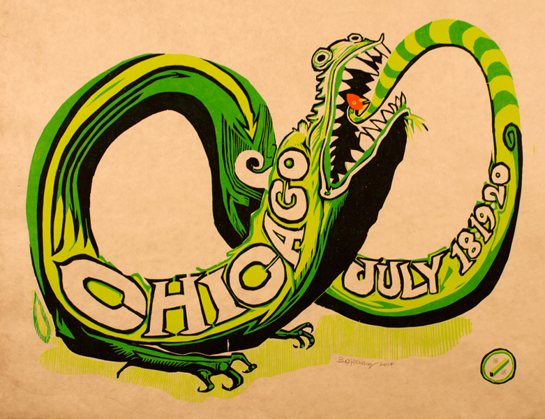 Chicago ouroboros