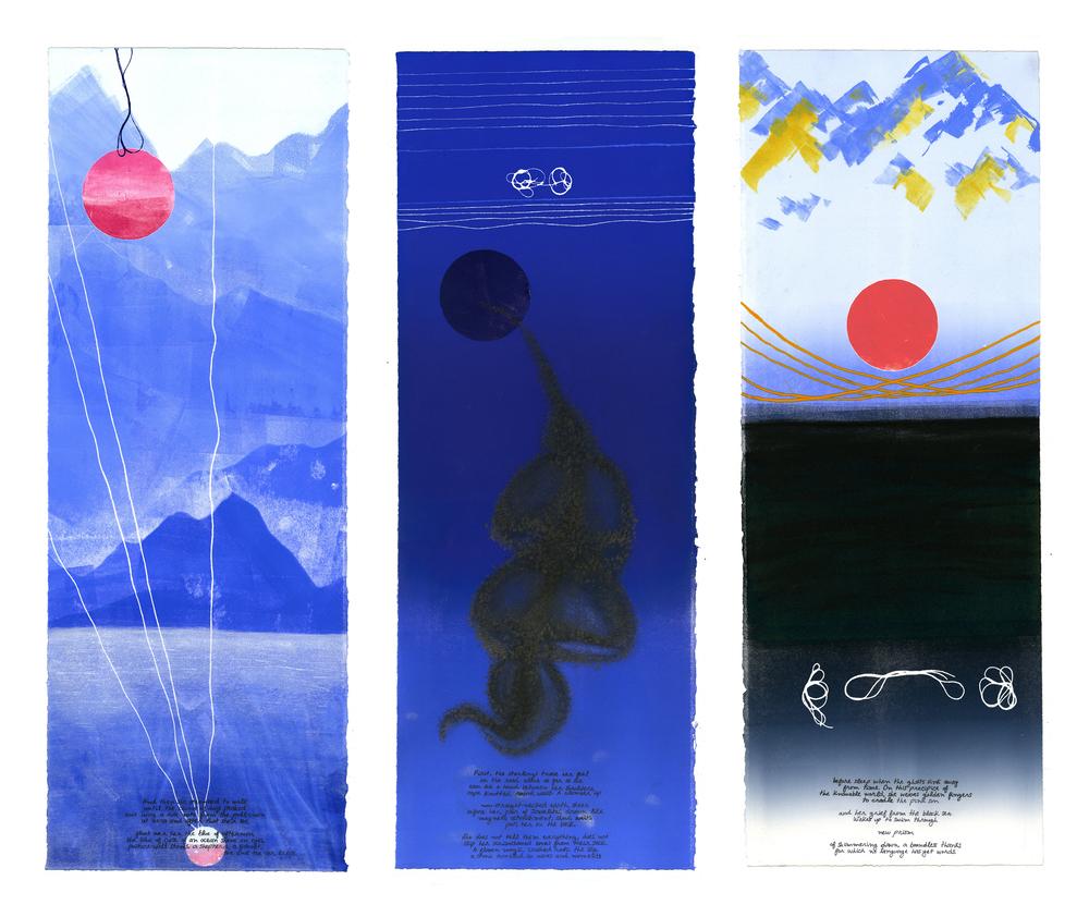 Her Journey (1,2,3), 2014