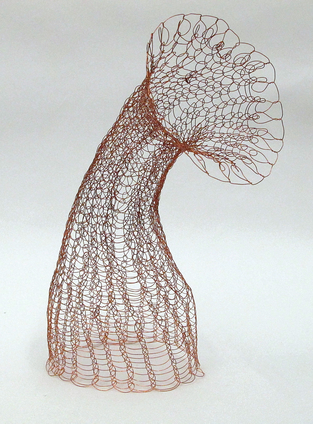 Copperwire Sculpture, 2014