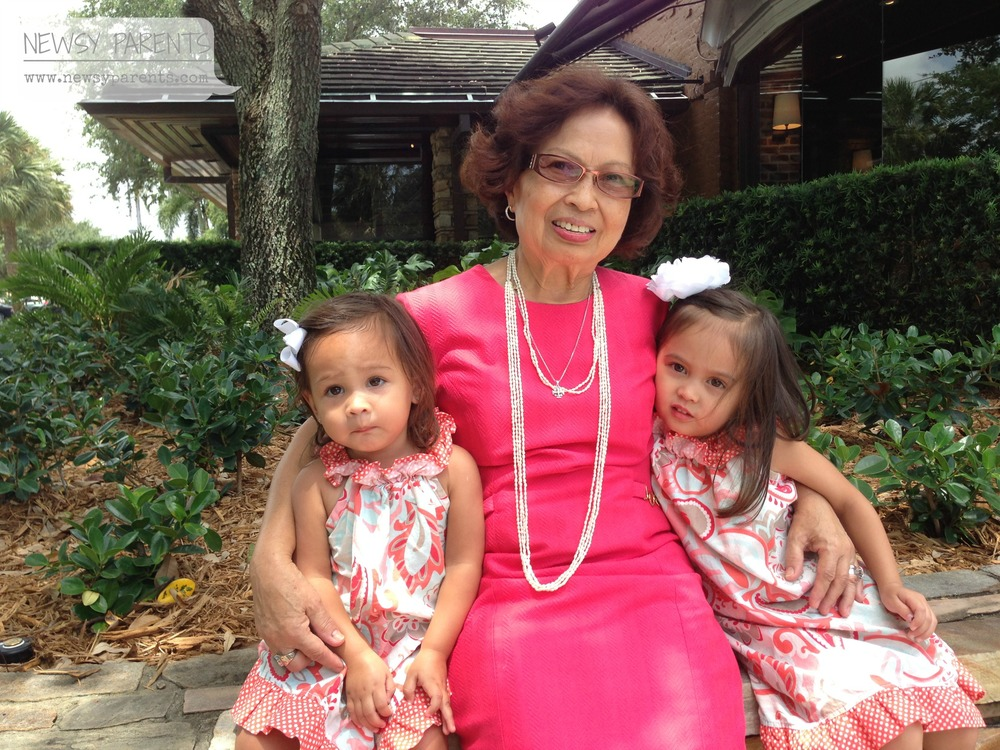 Newsy Parents Mom breast cancer awareness early detection October