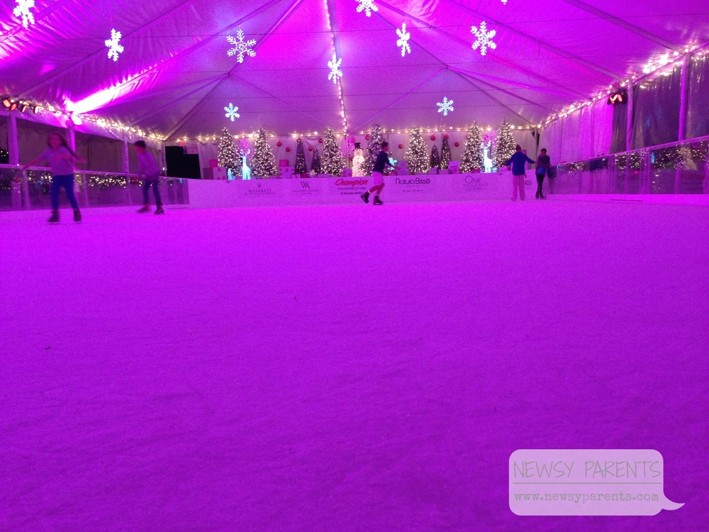Pink Rink at Boca Raton Resort & Club