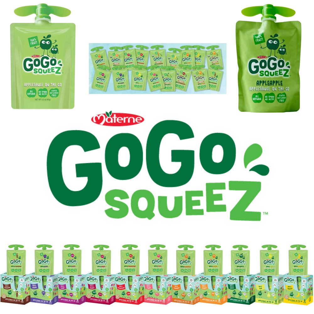 Newsy Parents Rockettes gogo squeez applesauce pouch