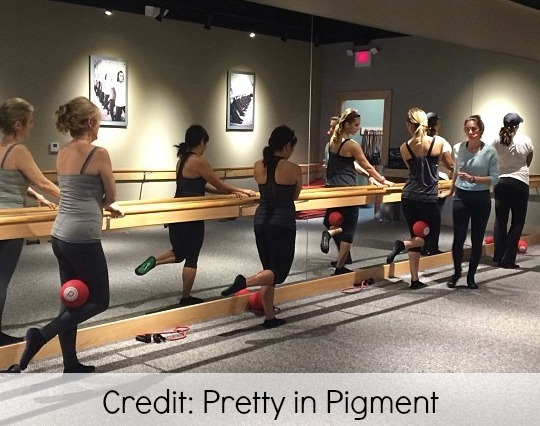 Pure-Barre-review-fitness-barre-workout-Newsy-Parents