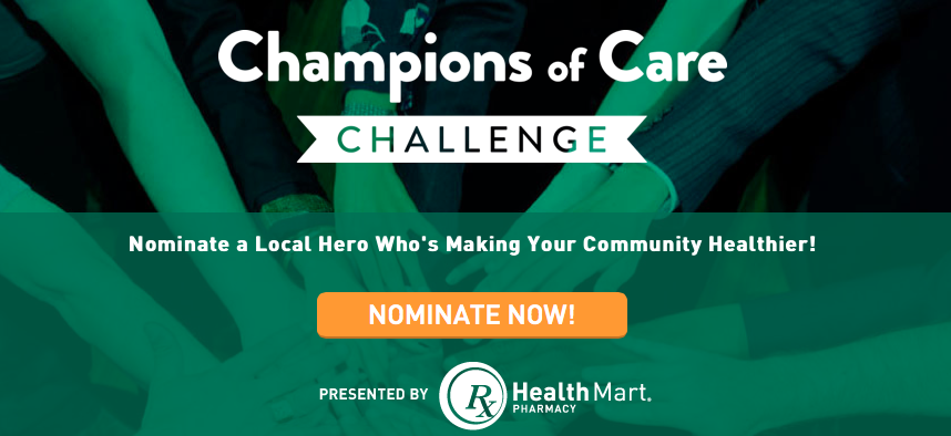 Newsy Parents Health Mart Champions of Care Challenge