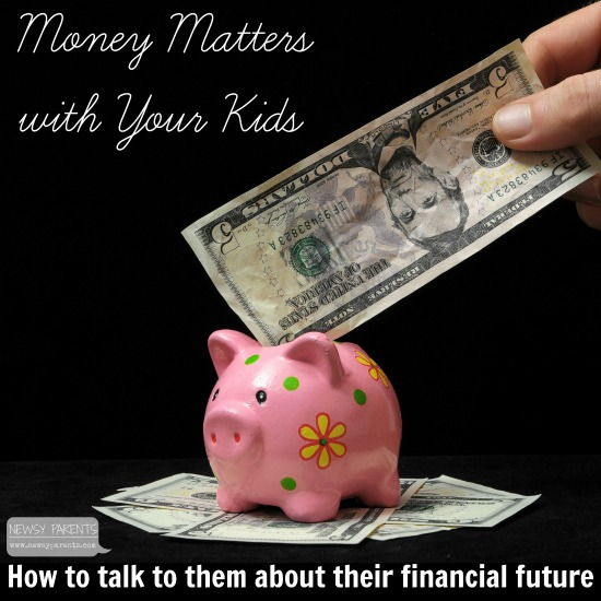 Newsy Parents H&R Block financial future money matters college