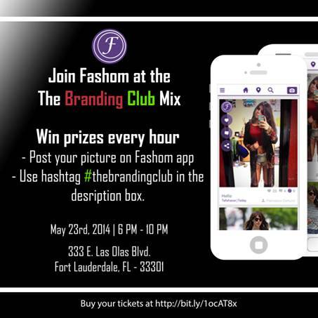 The Bloggers Block Fashom app The Branding Club Mix fashion