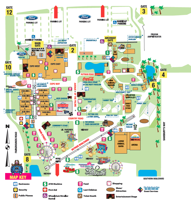 South-Florida-Fair-map-rides-family-giveaway-Newsy-Parents