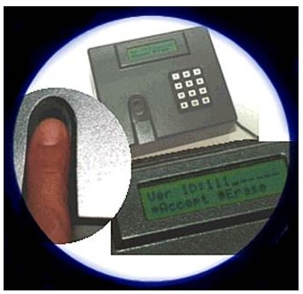 Source: http://www.polextechnology.com (1998) Exhibit 5.5 Automated Fingerprint Recognition