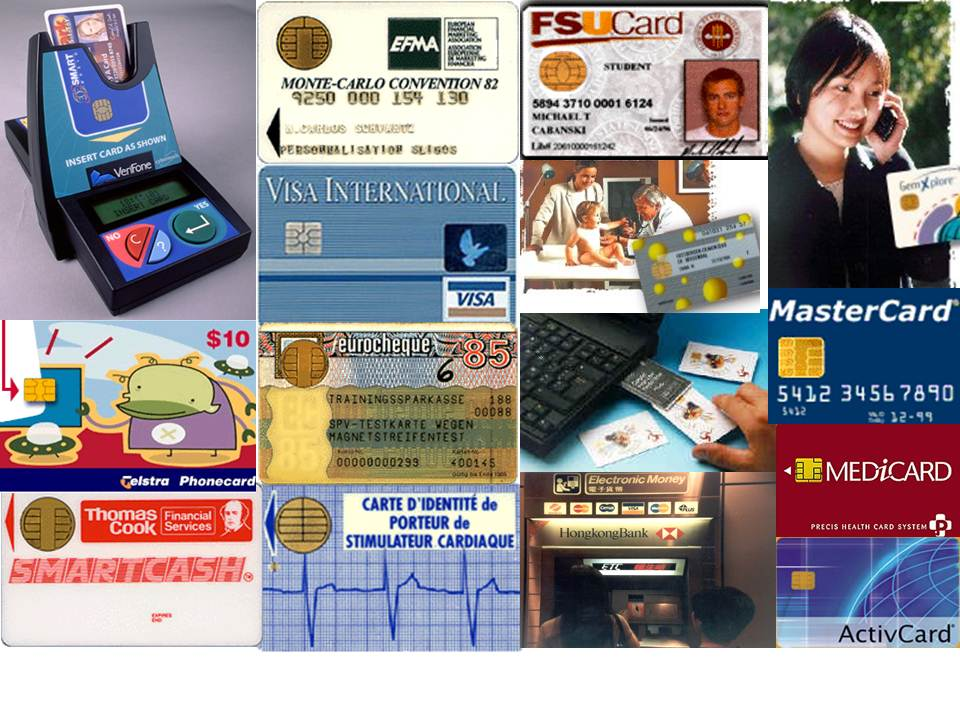 Exhibit 7.5   The Diverse Range of Smart Card Applications