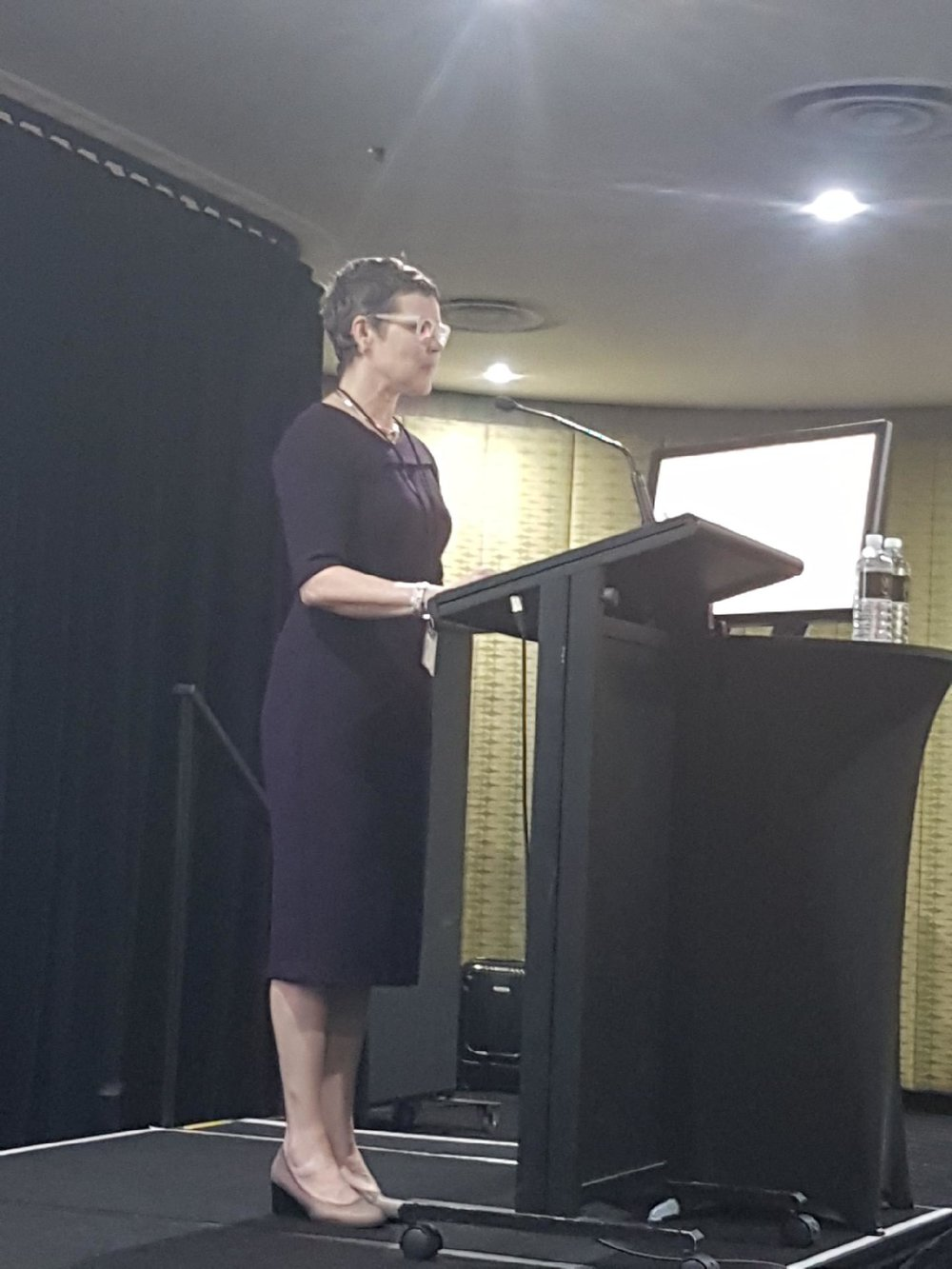 Dr Jo Mitchell- Executive Director - Centre for Population Health. Dr Mitchell is a brilliant leader who is thoughtful and reflective. I first met her at the ANZSOG Executive Program. Top talent!