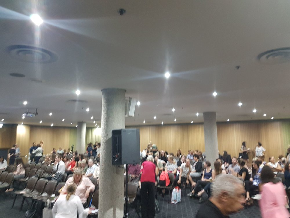 When I signed up to be a part of the  NSW Health Promotion Annual Forum 2018,  I did not know what to expect. Over 200 participants turned up, the vast majority were female. I contrasted this with an Engineers Australia talk I had given the preceding Thursday where only one female turned up to the lecture. Gender balance was therefore incorporated into my talk- we need more men entering the Health Promotions field, as we need more women entering the STEM field.