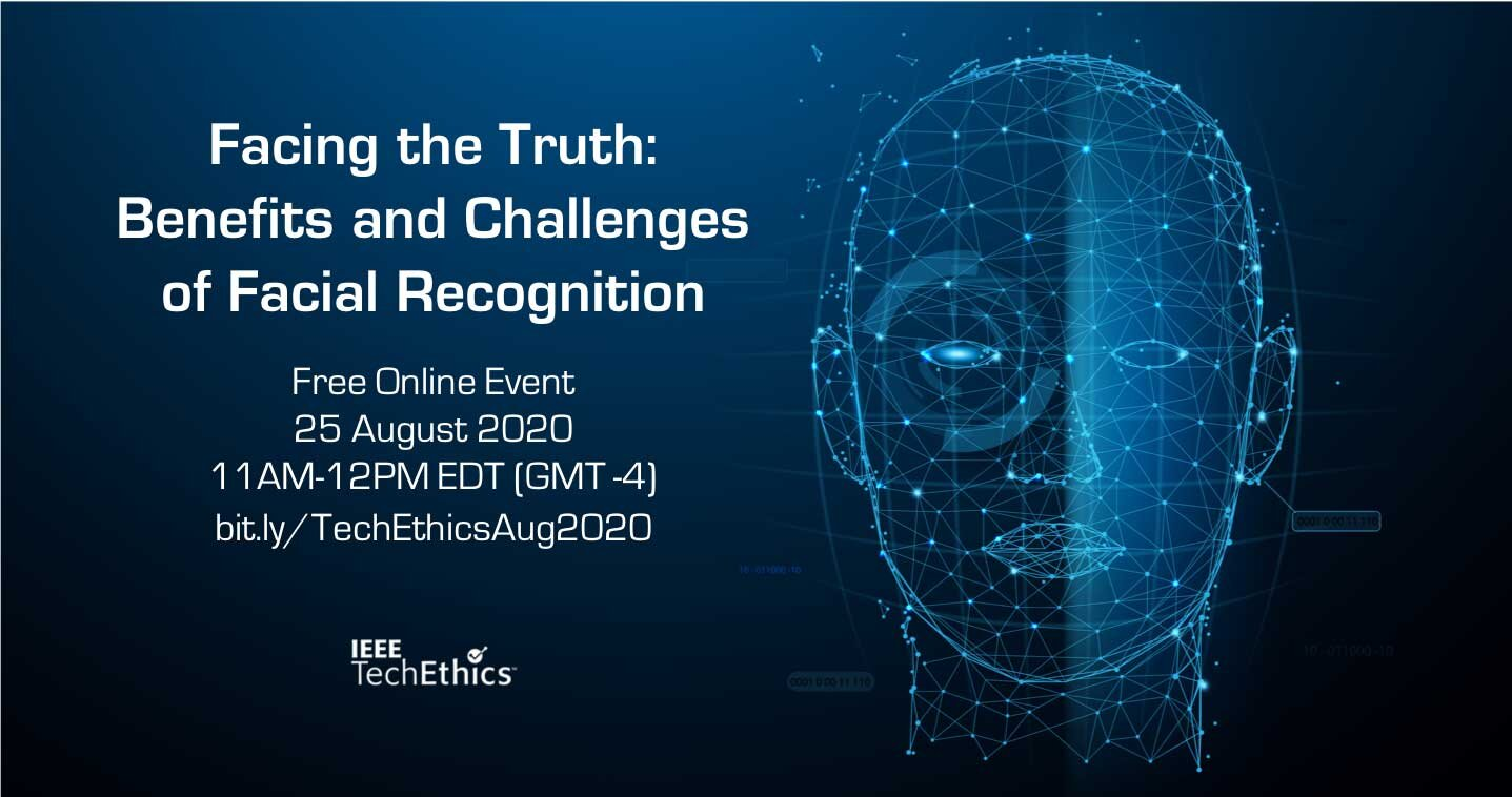 Facing the Truth: Benefits and Challenges of Facial Recognition — Katina Michael