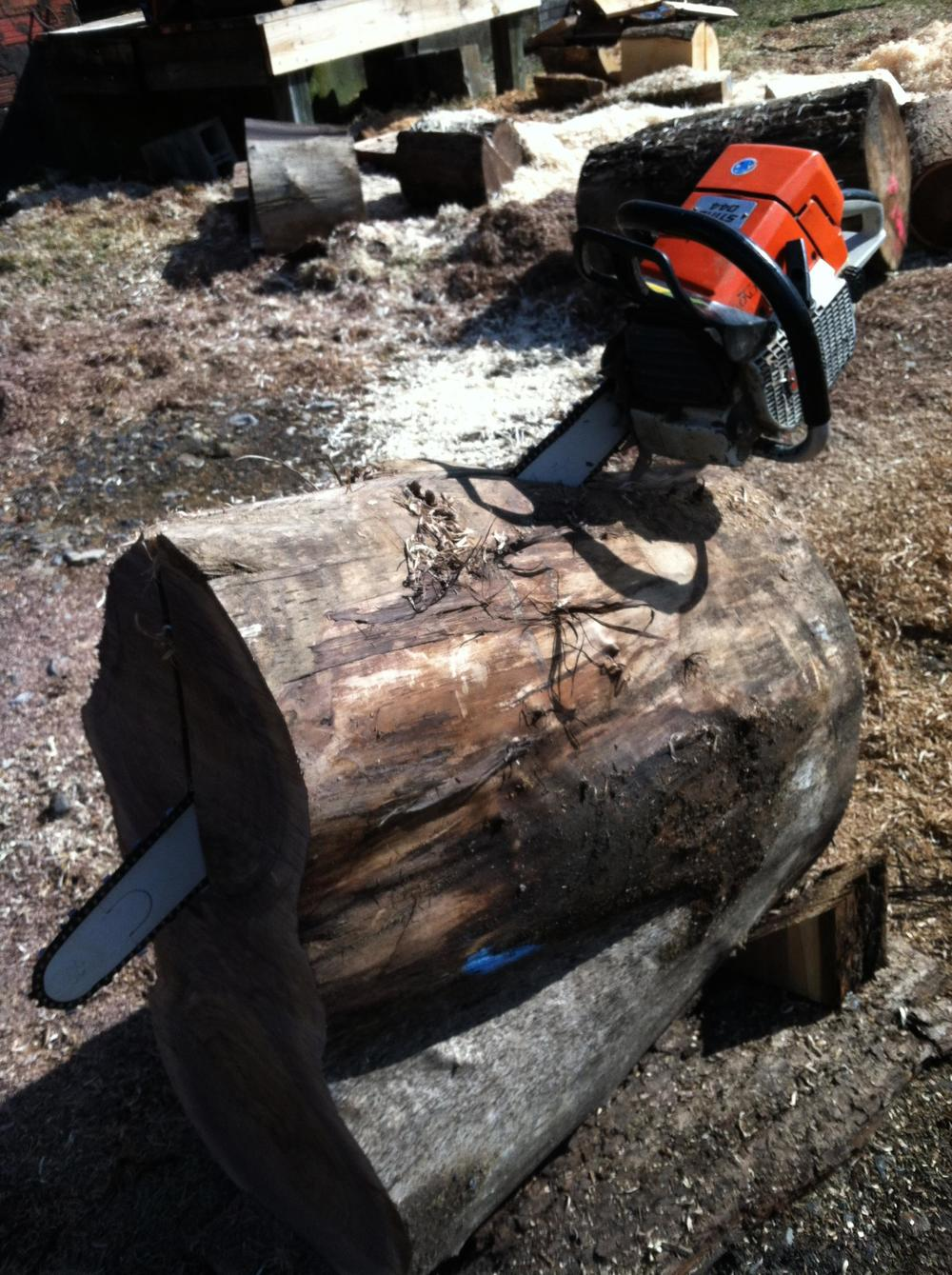 I like big saws and I cannot lie.