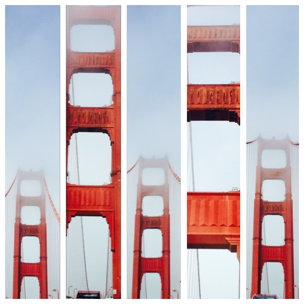 Bridge collage