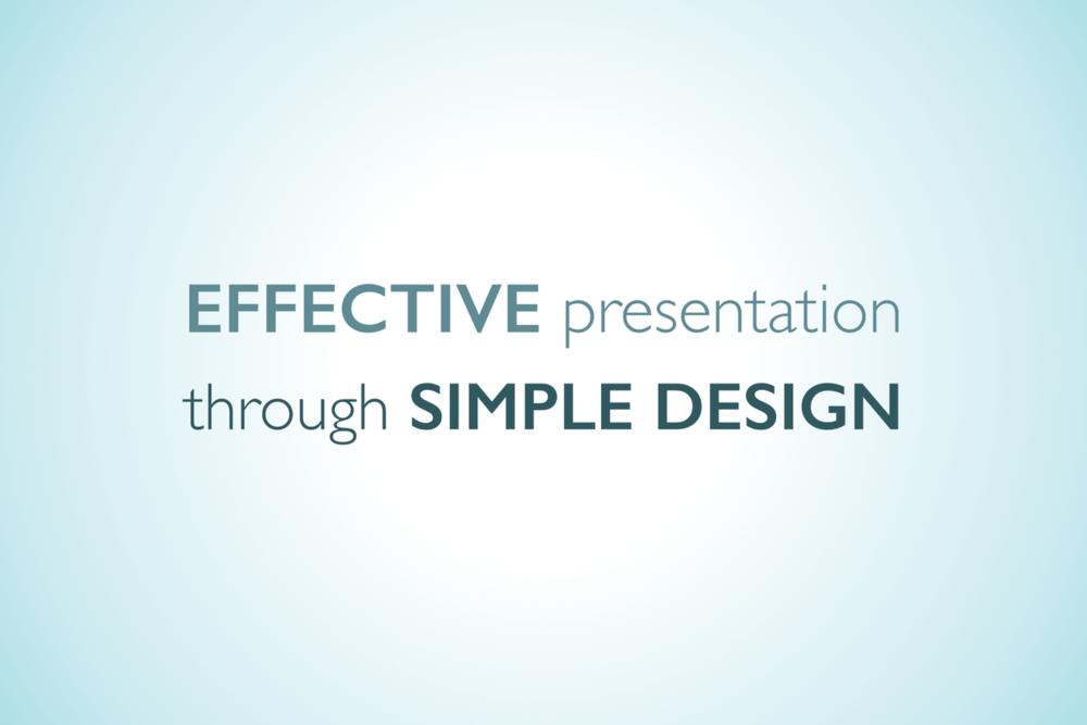 effectivepresentation