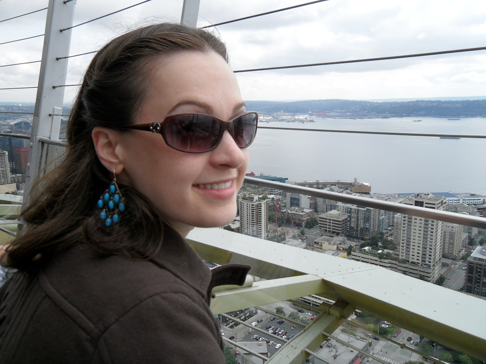 (Seattle, 2009.)