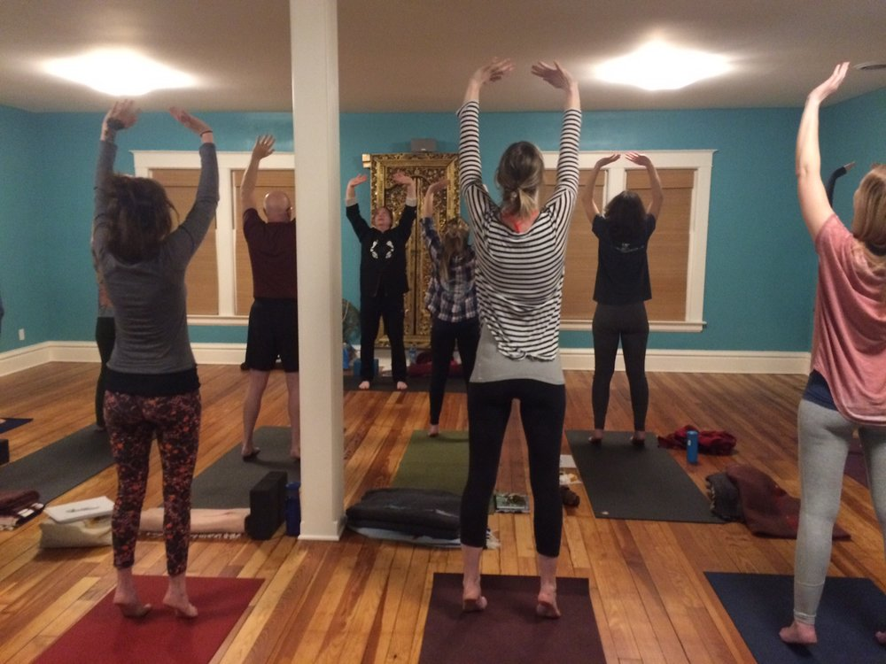 Events & Workshops | From the Heart Yoga & Tai Chi Center