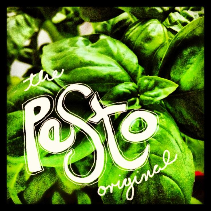 Pesto The Original Green Machine