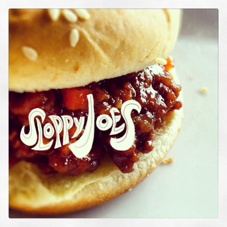 Spicy BBQ Sloppy Joes