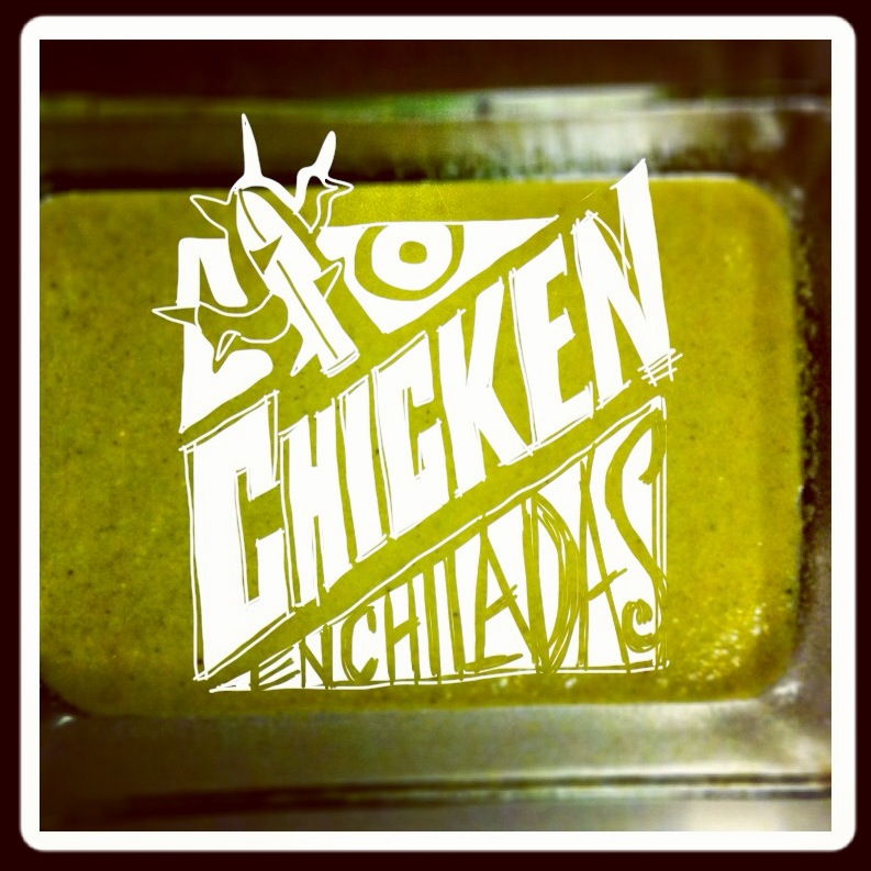 Chicken & Black Bean Enchiladas