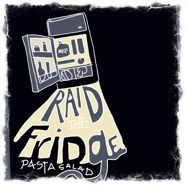 RaidTheFridgePasta Salad