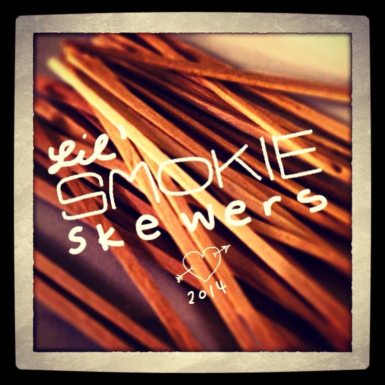 Smokie Skewers