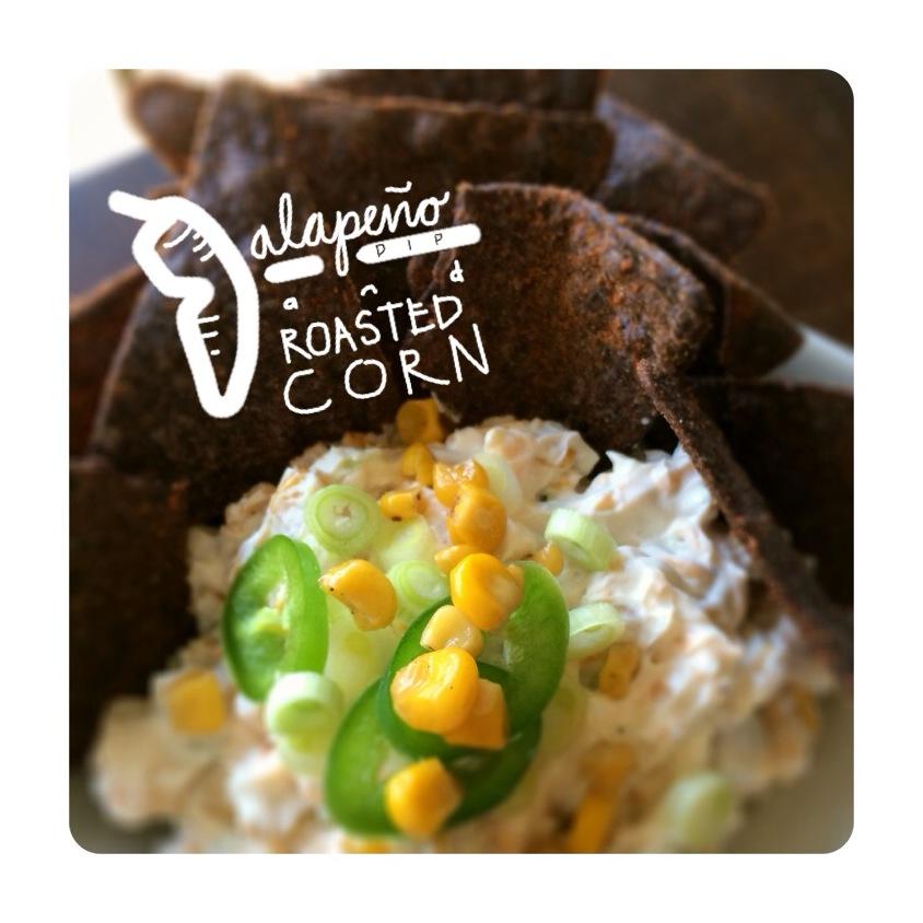 Jalapeño & Roasted Corn
