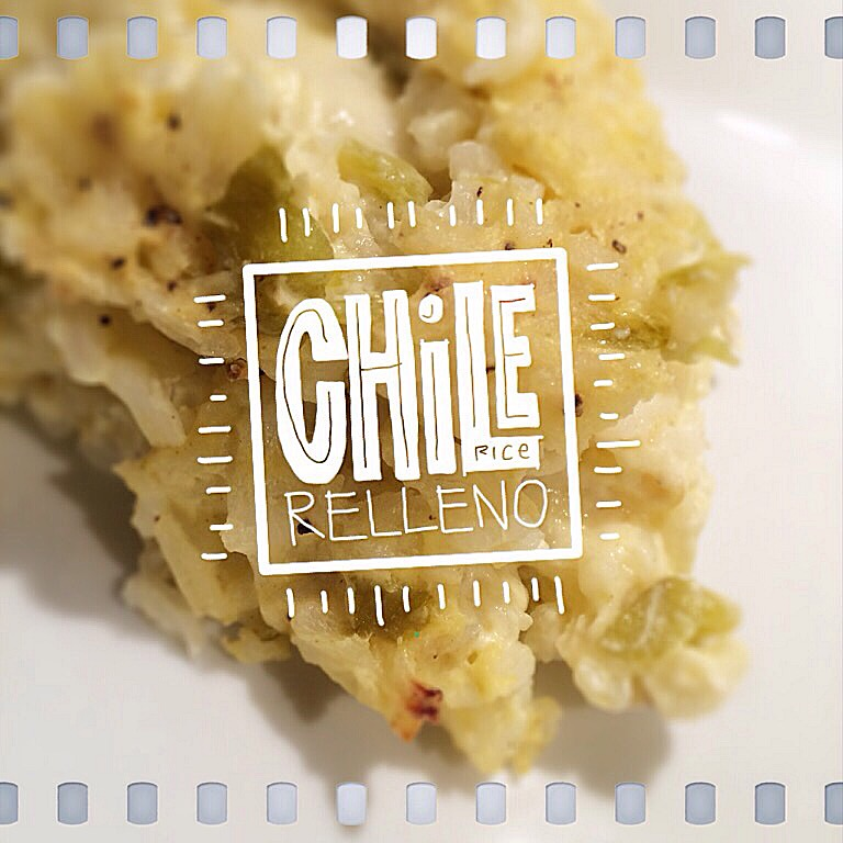 Chile Relleno Rice