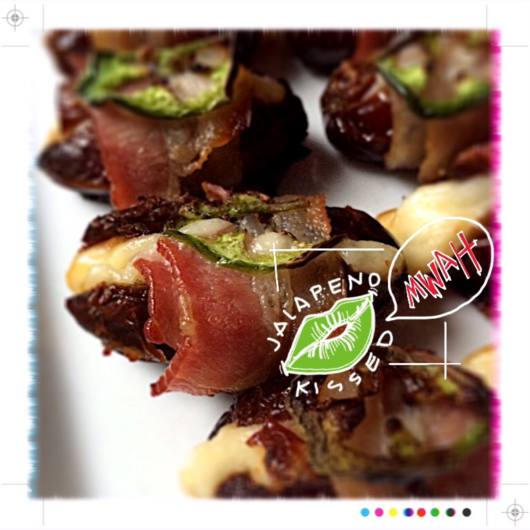 Jalapeno-Kissed Dates
