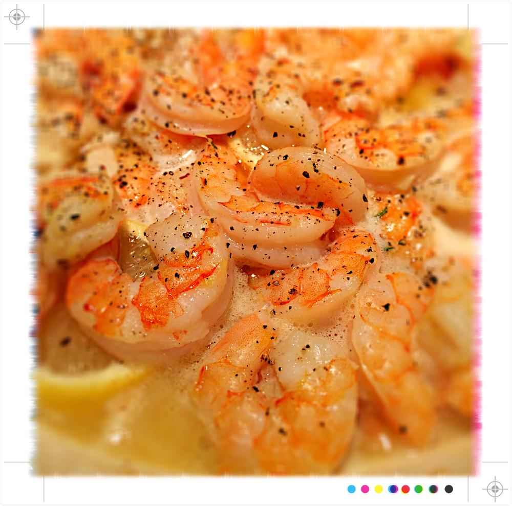 Roasted Shrimp Even Better