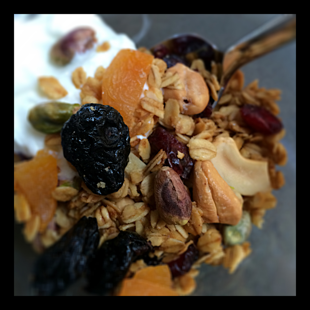 Packed With Goodness Granola