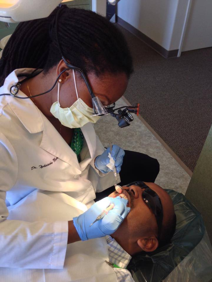 DR Tykeisha Muhusin, African American/BLACK Dentist in SAN JOSE CA.